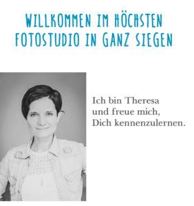 Willkommen im höchsten Fotostudio in ganz Siegen